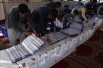 Afghanistan thông báo hoãn bầu cử tổng thống