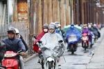 Không khí lạnh tiếp tục ảnh hưởng đến Bắc Bộ và Trung Bộ