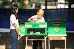 Thái Lan hoãn công bố kết quả bầu cử sơ bộ đến sáng 25/3