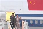 Chủ tịch Trung Quốc đến Pháp