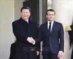 Chủ tịch Tập Cận Bình: Trung Quốc và châu Âu đang cùng tiến lên