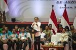 Điện mừng Indonesia bầu cử thành công Tổng thống và Quốc hội