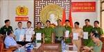 Khen thưởng Ban chuyên án bắt giữ số lượng lớn ma túy xuyên quốc gia