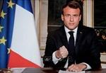 Cam kết xây dựng lại Nhà thờ Đức Bà Paris, tỷ lệ ủng hộ Tổng thống Pháp vẫn ở mức thấp