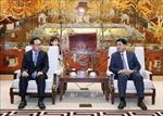Hà Nội sẽ tạo điều kiện cho việc xây mới Trung tâm Nghiên cứu và Phát triển Samsung
