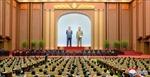 Điện mừng Lãnh đạo mới của Nhà nước Triều Tiên
