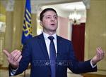 Bầu cử tổng thống Ukraine: Dư luận 'ngả' về danh hài Zelensky