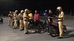Bao vây, truy bắt trên 20 đối tượng đua xe máy trái phép