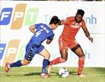 Hoàng Anh Gia Lai và Becamex Bình Dương cầm hòa 1-1, Quảng Nam đánh rơi chiến thắng trong phút bù giờ