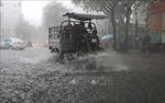 Bắc Bộ và các tỉnh từ Thanh Hóa đến Hà Tĩnh có mưa dông diện rộng