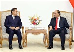 Tiếp tục thúc đẩy hợp tác thương mại giữa Việt Nam - Ấn Độ