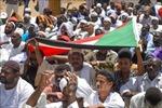 Phong trào biểu tình ra yêu sách mới với hội đồng chuyển tiếp Sudan
