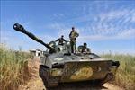 Quân đội Syria tăng cường chiến dịch đẩy lùi phiến quân tại khu vực Tây Bắc