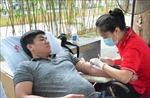 Khoảng 1.500 người tham gia Ngày hội hiến máu Trái tim sông Hàn