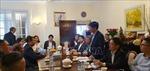 Thúc đẩy sớm việc thành lập Hội trí thức Việt Nam tại Anh