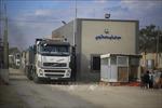 Israel chặn hoạt động vận chuyển nhiên liệu tới Dải Gaza