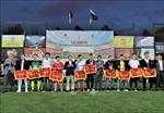 Ngày hội bóng đá của cộng đồng người Việt tại LB Nga