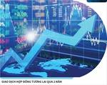 Thị trường chứng khoán phái sinh phát triển ấn tượng