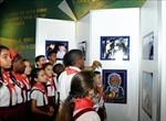 Triển lãm 'Fidel -nguồn cảm hứng của nghệ thuật châu Á'