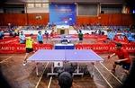 Giải Bóng bàn Cúp Hội Nhà báo Việt Nam lần thứ XV sẽ diễn ra từ ngày 2- 4/10