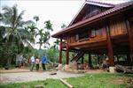 Lưu giữ nhà sàn truyền thống ở huyện miền núi Nghệ An