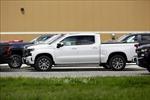 General Motors thu hồi hàng triệu xe bán tải tại Mỹ