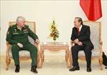 Tăng cường quan hệ hợp tác quốc phòng Việt -Nga