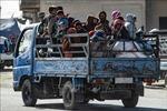 Kêu gọi mở hành lang sơ tán dân thường khỏi điểm nóng Ras al-Ain, Syria