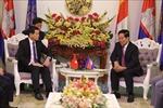 Lãnh đạo Thủ đô Phnom Penh đề nghị tỉnh Bà Rịa-Vũng Tàu mở tuyến xe buýt du lịch