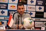 Vòng loại World Cup 2022: HLV Indonesia thừa nhận 'đã ở thế chân tường'
