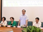 Vấn đề bảo vệ môi trường được đại biểu Quốc hội và cử tri thành phố Hà Nội đặc biệt quan tâm