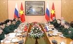 Thứ trưởng Quốc phòng Liên bang Nga A.V. Kartapolov thăm chính thức Việt Nam