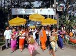 Đồng bào Khmer Sóc Trăng đón lễ Kathina