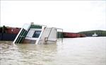 Sẵn sàng ứng phó sự cố tràn dầu tàu vận tải Vietsun Intergrity