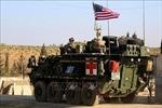 Thổ Nhĩ Kỳ tấn công người Kurd ở Syria: Mỹ dự kiến tái bố trí quân từ Syria tới Iraq