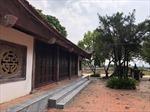 Viếng mộ nhà thơ Tản Đà