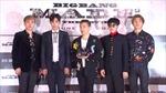 Nhóm nhạc BIGBANG trở lại giữa bê bối