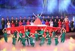 Khai mạc Liên hoan Nghệ thuật quần chúng lực lượng vũ trang và thanh niên, sinh viên