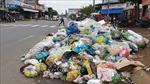 Nhà máy xử lý rác gặp sự cố, rác sinh hoạt 'bủa vây' TP Bảo Lộc, Lâm Đồng