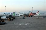 Dịch COVID-19: Các hãng hàng không hạn chế nhiều chuyến bay nội địa