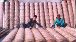 Hương vị Tết ở làng nghề làm bánh đa nem nổi tiếng xứ Thanh