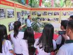 Triển lãm ảnh, trưng bày chuyên đề về Đảng, nhân dân và QĐND Việt Nam