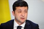 Tổng thống Ukraine trình dự luật sửa đổi hiến pháp về phân cấp quyền lực