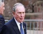 Tỷ phú M. Bloomberg sẽ công bố những cam kết của nước Mỹ