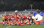 Phó Chủ tịch nước gửi Thư chúc mừng Đoàn TTVN và Đội tuyển Bóng đá nữ