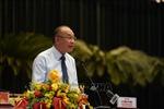 Giám đốc Công an TP Hồ Chí Minh trả lời về công tác phòng, chống tội phạm