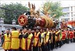 Tưng bừng lễ hội rước pháo Đồng Kỵ, Bắc Ninh