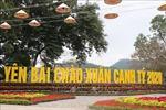 Rực rỡ cờ hoa mừng Tết Canh Tý 2020 tại TP Yên Bái