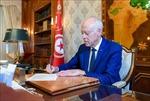 Tổng thống Tunisia chỉ định thủ tướng mới