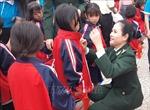 Chương trình 'Xuân Biên phòng - Ấm lòng dân biên giới 2020'tại Quảng Bình